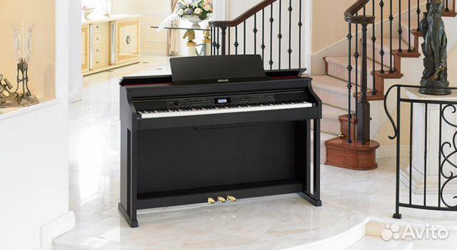 Цифровое пиано casio ap 650 флагман эл