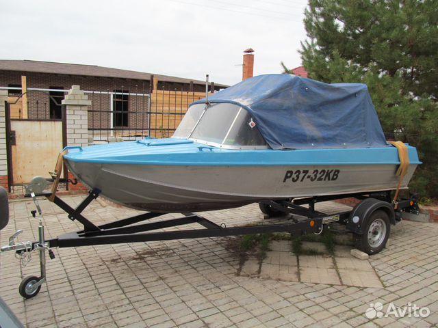 куплю новую лодку казанку в москве