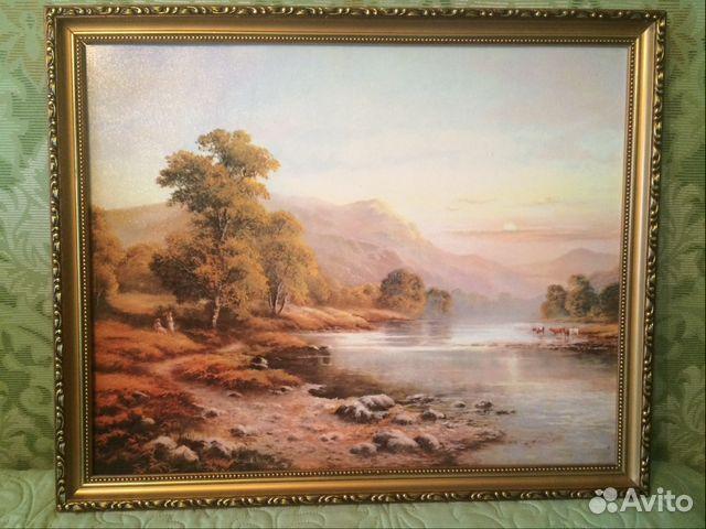 Купить картины неизвестных художников