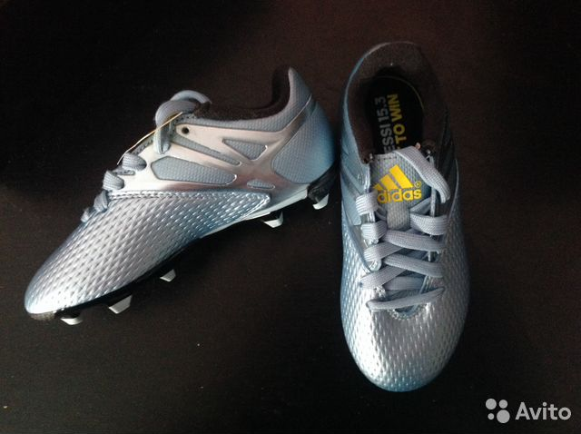 63f1c273 Детские футбольные бутсы Adidas Messi. 28 р-р | Festima.Ru ...