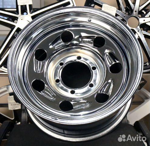 фото стальные диски