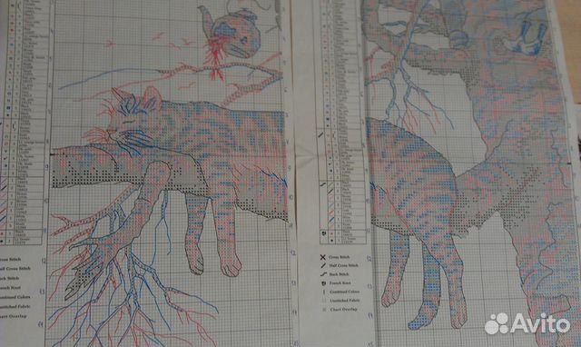 Мишки на палубу dimensions скачать схему вышивки.
