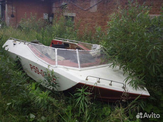 купить бу лодку пвх архангельская обл авито