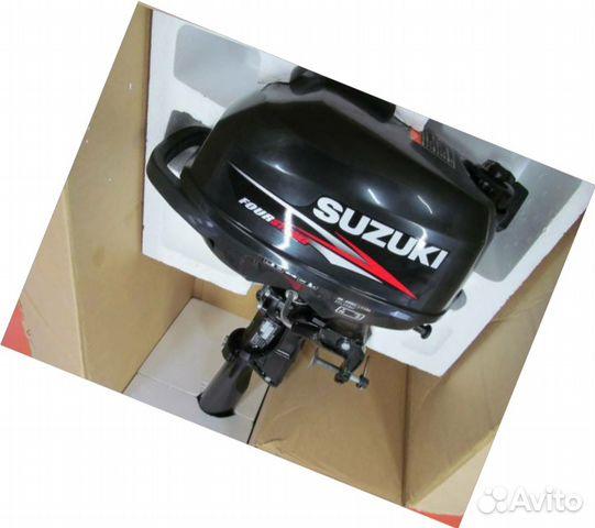 лодочный мотор suzuki df 2.5 s распродажа