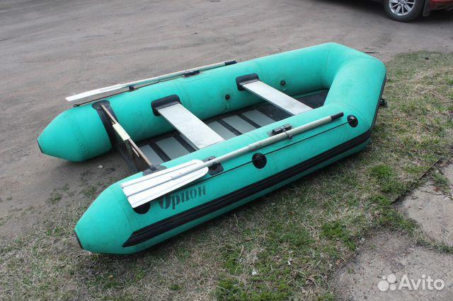 лодка орион на авито