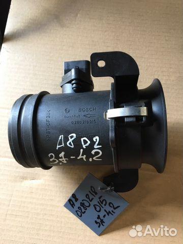 Расходомер воздуха Ауди А8 3.7-4.2 0280218015— фотография №1