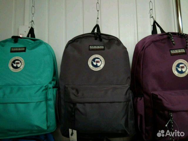 Рюкзак napapijri на avito рюкзак школьный купеить