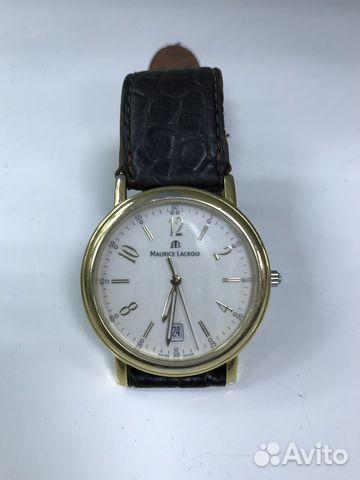 b37ab7a9 Часы Maurice Lacroix купить в Волгоградской области на Avito ...