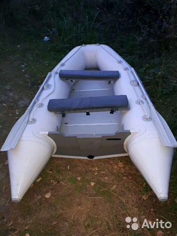 лодка brig d300