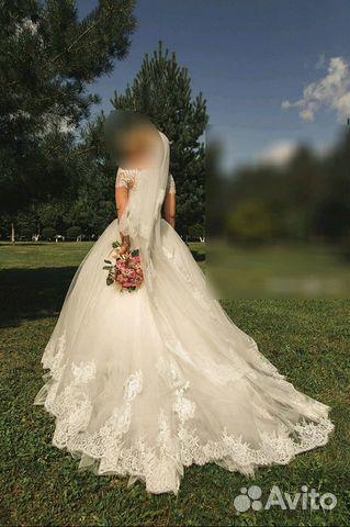 Авито орел купить свадебное платье