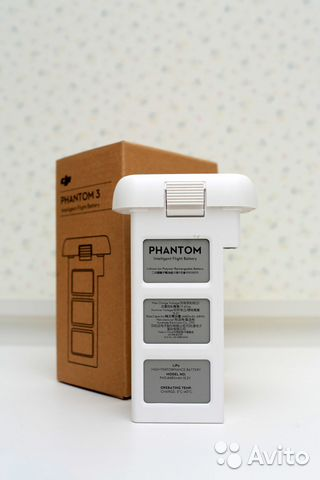 Авито phantom 3 аккумуляторы комплект combo combo по выгодной цене