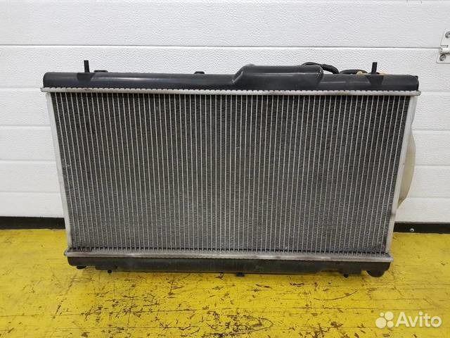 89625003353 Радиатор Subaru Legacy BE5 BH5