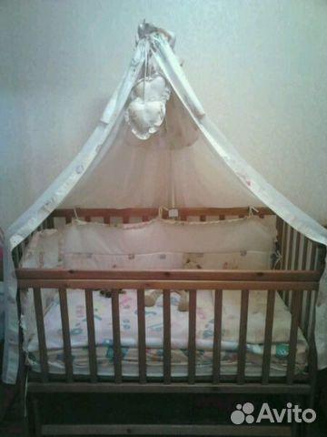 Кроватка 89658398266 купить 1