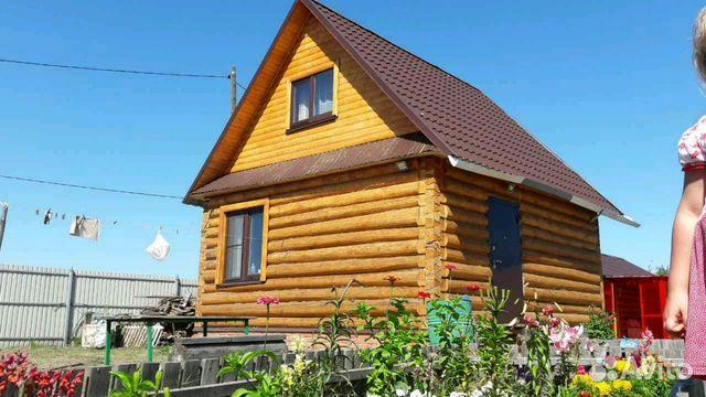 Дом 80 м² на участке 15 сот. 89877147050 купить 1