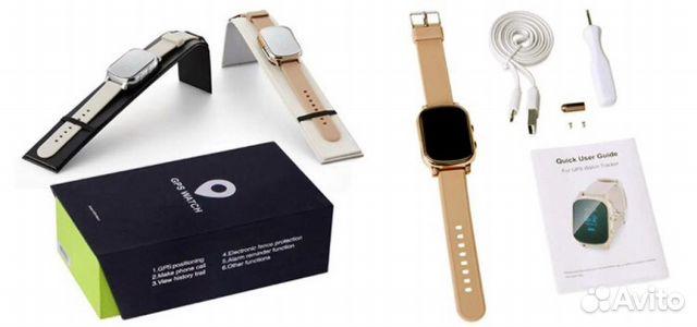 f06cb63ec182 Часы с GPS трекером Smart Watch T58 для детей купить в Москве на ...