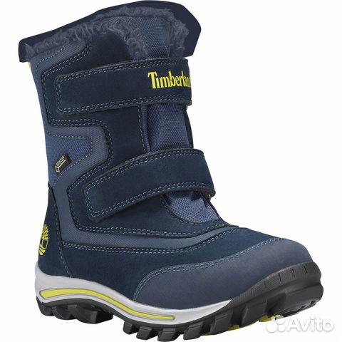 d0dd36c21d9a Детские зимние ботинки Timberland Chillberg GTX   Festima.Ru ...