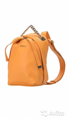b2ca48e56d89 Furla рюкзак, оригинал, новый