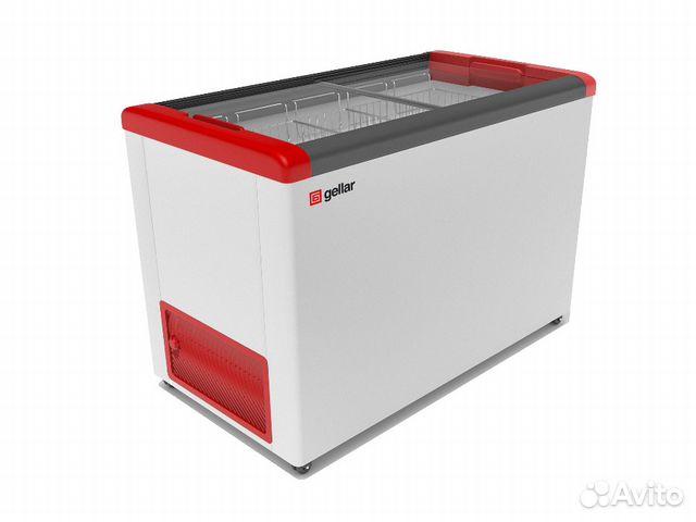 Морозильный ларь gellar FG 400 C