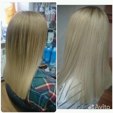 Мелирование волос. Окрашивание волос. Стрижки 89141755548 купить 4