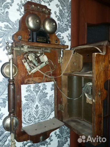 Настенный телефонный аппарат завода «Красная Заря» 89314094830 купить 4