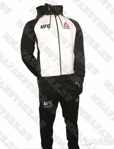 b4d1b841 Спортивный костюм UFC Reebok White | Festima.Ru - Мониторинг объявлений