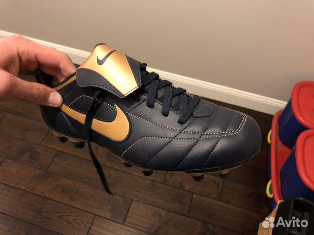Nike бутсы новые купить в Санкт-Петербурге на Avito — Объявления на ... 7a874fd5c11