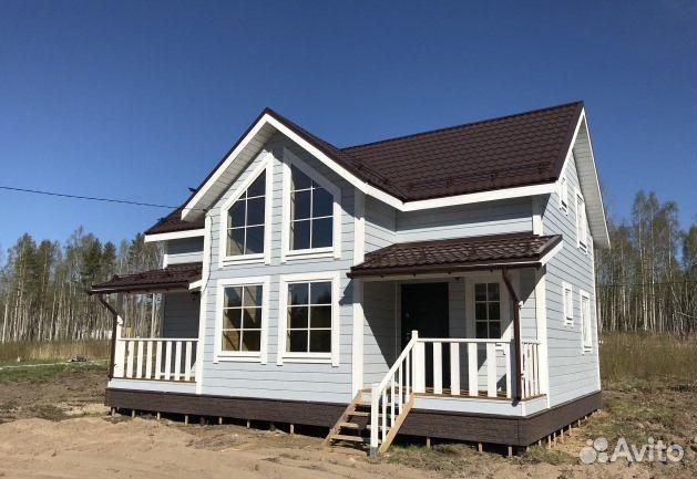 Дом 150 м² на участке 6 сот. 89622003919 купить 4