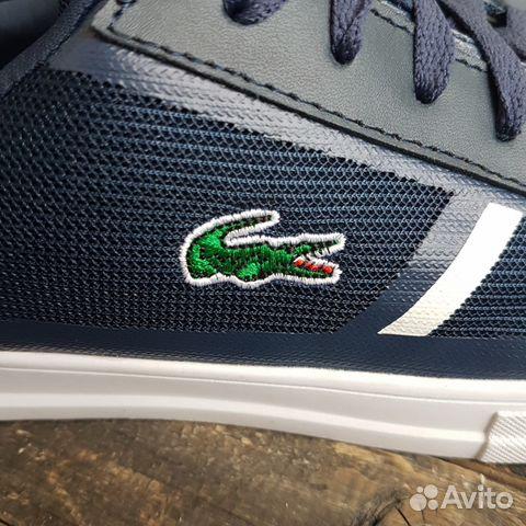 6d1f0c0afceb Обувь мужская Lacoste blue 01 (новая) купить в Самарской области на ...
