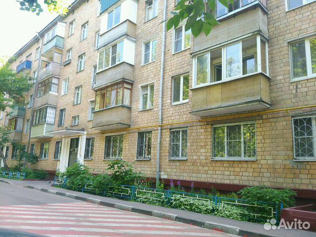 Продается двухкомнатная квартира за 7 500 000 рублей. Москва, Нагорная улица, 38к2.