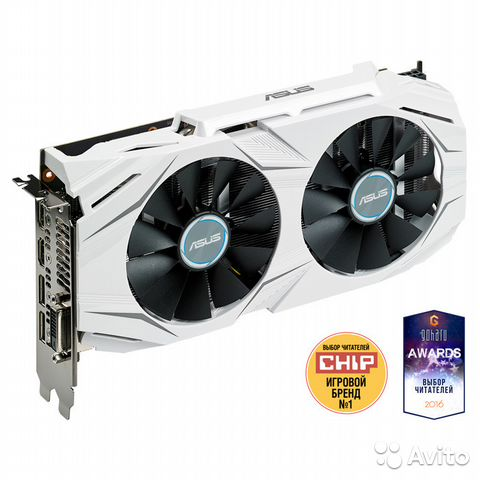 Видеокарта Asus Nvidia GTX 1060 3GB OC VER 89040042358 купить 7