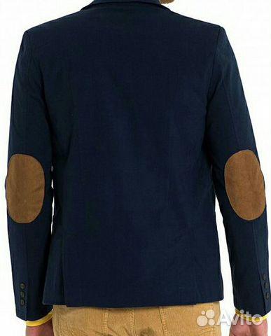 Модный пиджак с заплатками на локтях купить в Республике ... 6c66293ef6b