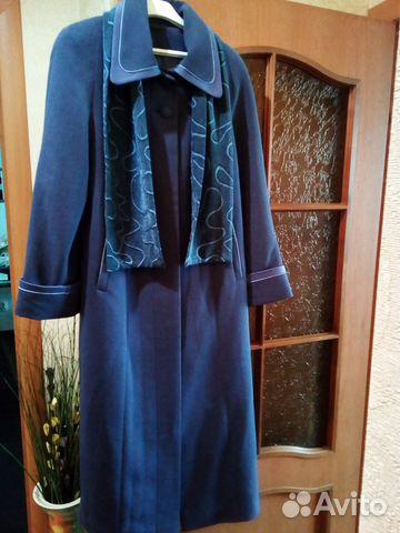Пуховик, пальто осеннее, плащ 89236951023 купить 9