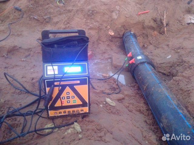 Сварочный аппарат для пнд труб электромуфтами торнадо сварочный аппарат
