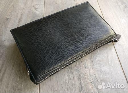 8843066d6fa8 Клатч портмоне мужской из натуральной кожи | Festima.Ru - Мониторинг ...