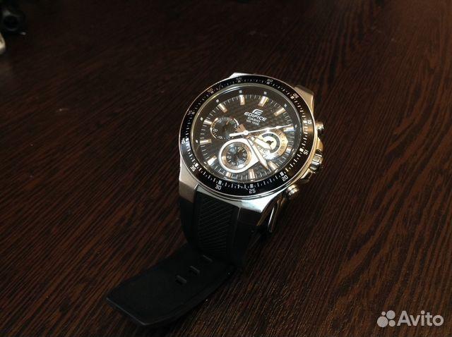 Наручные часы casio EF-552-1A купить в Кемеровской области на Avito ... bdd52acacbd