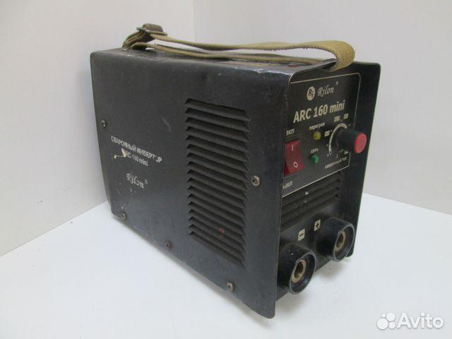 Сварочный аппарат arc 160 профи как выбрать генератор бензиновый для гаража