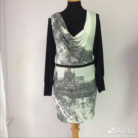 be9acf6d1215 Платье -Белорусский трикотаж купить в Курганской области на Avito ...