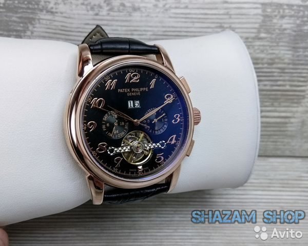 00ac5598 Механические часы Patek Philippe luxxx | Festima.Ru - Мониторинг ...