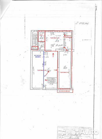 Торговое помещение, 160 м² 84852303707 купить 2