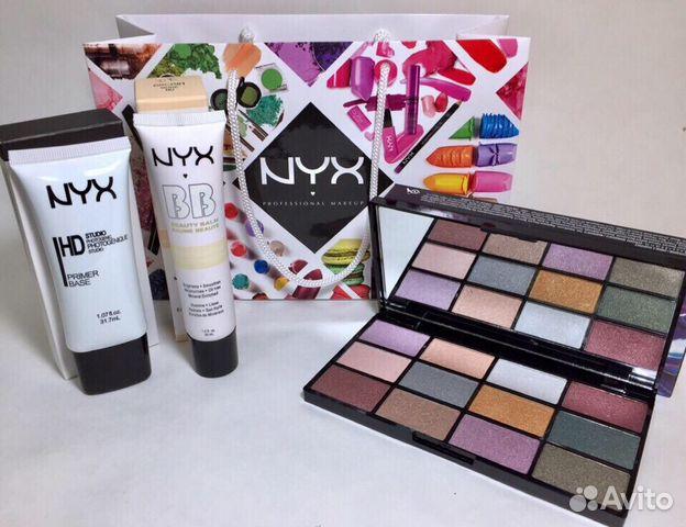 Купить в омске косметику nyx профессиональная косметика для волос купить краснодар
