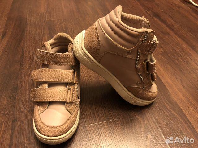 4ddc472be Утеплённые высокие кроссовки | Festima.Ru - Мониторинг объявлений