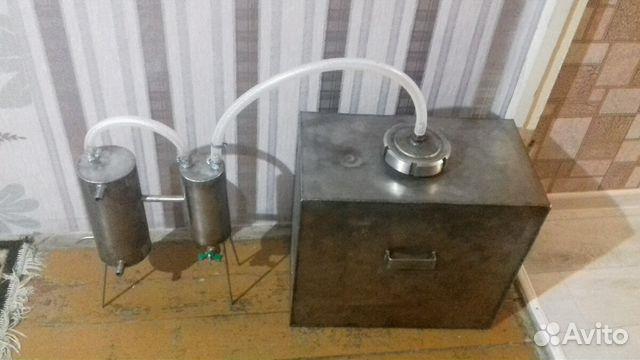 Самогонный аппарат из пищевой нержавейки самогонный аппарат ижевск