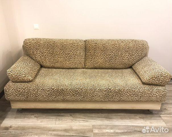 диван кровать трехместный механизм книжка купить в москве на Avito