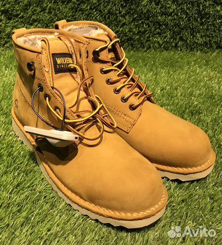 e28f996d Демисезонные ботинки для рыбалки Wolverine | Festima.Ru - Мониторинг ...