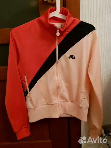 0216128183f Кофта спортивная олимпийка Nike Air размер S купить в Москве на ...