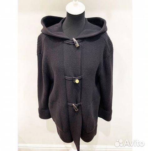 89a6646b1b4 Вязанное пальто YSL оригинал купить в Санкт-Петербурге на Avito ...