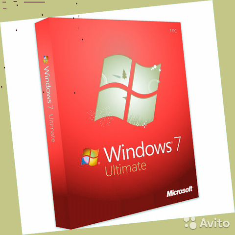 ключи для активации windows 7 ultimate