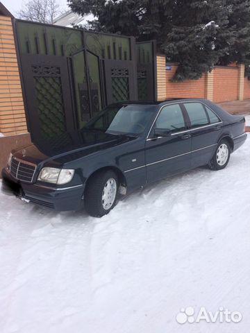 Mercedes-Benz S-класс, 1996 89280902845 купить 1