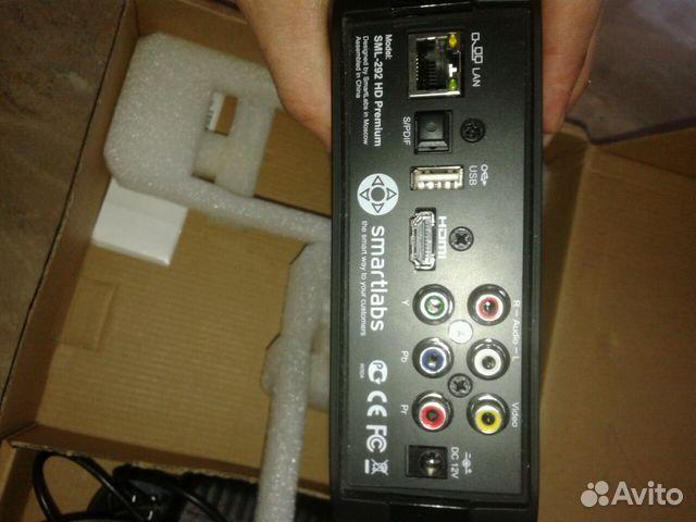 Smartlabs iptv set - top Box SML-292 HD premium но