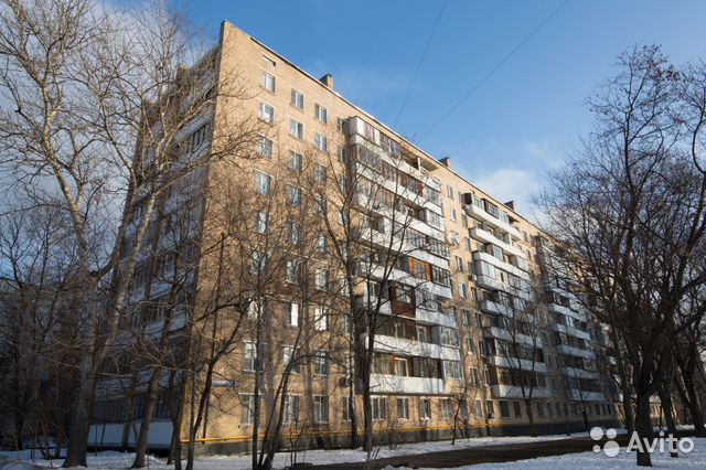 Продается трехкомнатная квартира за 8 750 000 рублей. Москва, Байкальская улица, 43.